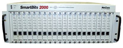 Picture of Adtech/Spirent Smartbits SMB-2000 20 Channel Mainframe