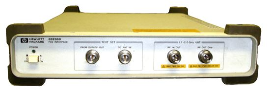 Picture of Agilent/HP 83236B PCS Interface