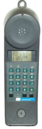 Picture of Agilent/HP N1727A auroraPlus Basic Rate ISDN Test Set