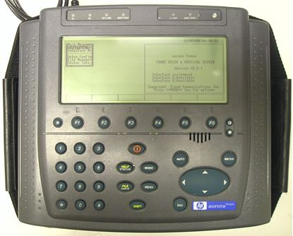 Picture of Agilent/HP Aurora Portable Frame Relay Tester
