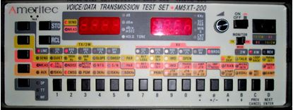 Picture of Ameritec AM5XT-200 Wideband Transmission Test Set/TIMS