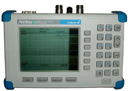Picture of Anritsu Sitemaster MT8212A Cell Master Wireless Base Station Test Set