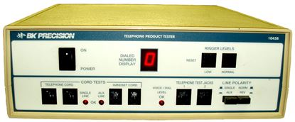Picture of B&K Precision 1045B Telephone Product Tester