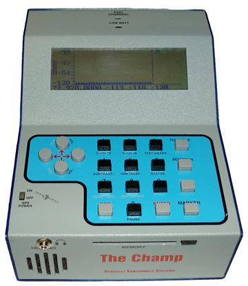 Picture of Berkely Varitronics Systems The Champ Portable Signal Strength Meter
