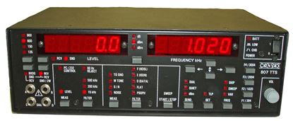 Picture of Convex 807 TTS Portable Basic European ITU-T TIMS Test Set