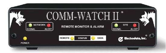 Picture of  Electrodata COMM-WATCH II Remote T1 Telecom Monitor & Alarm