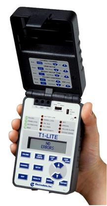 Picture of Electrodata T1-LITE T1 Transmission Test Set