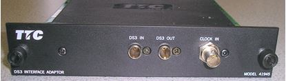 Picture of JDSU/Acterna 41945 DS3 Interface Adapter