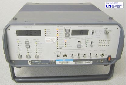 Picture of WG PCD-21 DS1 Analyzer