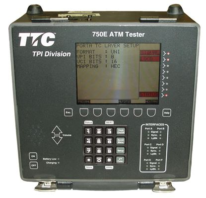 Picture of JDSU/Acterna TPI-570E DS1/DS3 ATM Tester