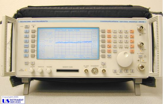 Picture of Marconi 2945 1GHz Communication Service Monitor