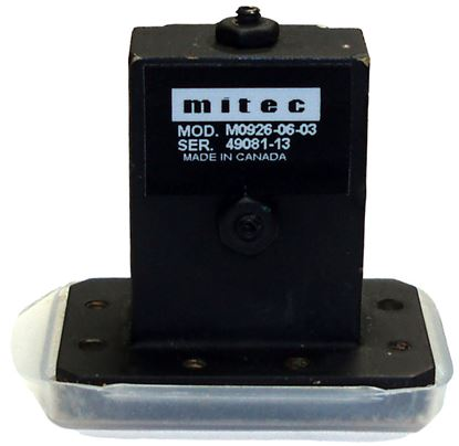 Picture of Mitec Telecom M09626-06-03 Waveguide to Coaxial Transition Adapter