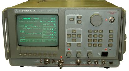 Picture of Motorola R2550A/HS 1 GHz Communications Service Monitor