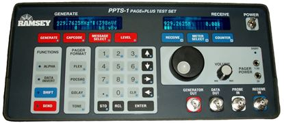 Picture of Ramsey PPTS-1 Pager Test Set