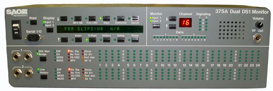 Picture of Sage 375A Dual DS1 Monitor