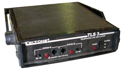 Picture of Teltone TLS-3 Telephone Line Simulator