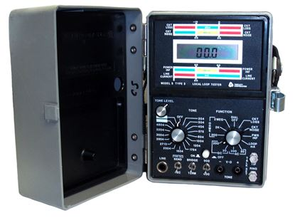Picture of Triplett Model 5 Digital Local Loop Tester