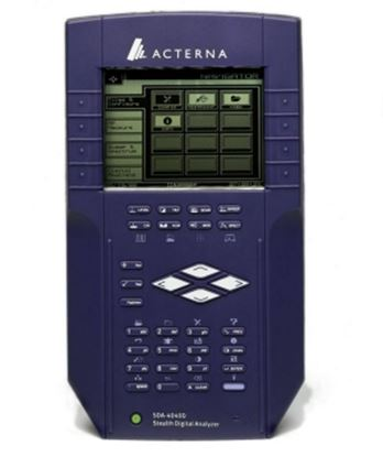 Picture of JDSU/Acterna SDA-5000 Stealth Digital Analyzer