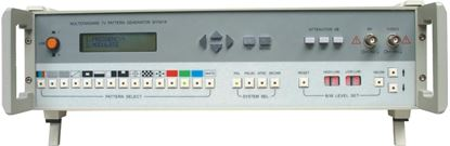 Picture of Madell WY5418 Multiformat TV Signal Generator