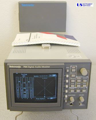 Picture of Tektronix 764 Digital Audio Monitor