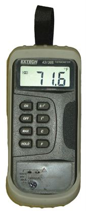 Picture of Extech 421305 Single Input K Thermometer