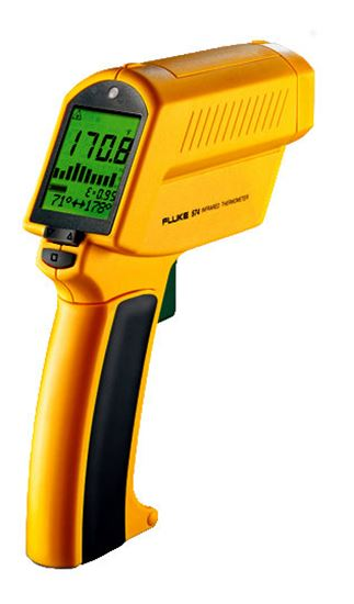 Picture of Fluke 561R Infrared Handheld Thermometer