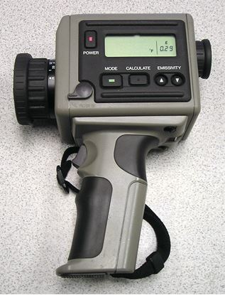 Picture of Minolta/Land Cyclops 152A Infrared Thermal Camera