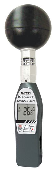 Picture of Reed 8778 Heat Stress Monitor New