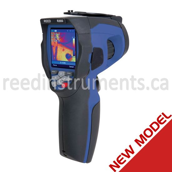 Picture of Reed Instruments R2050 Thermal  Imaging Camera, 80 x 80