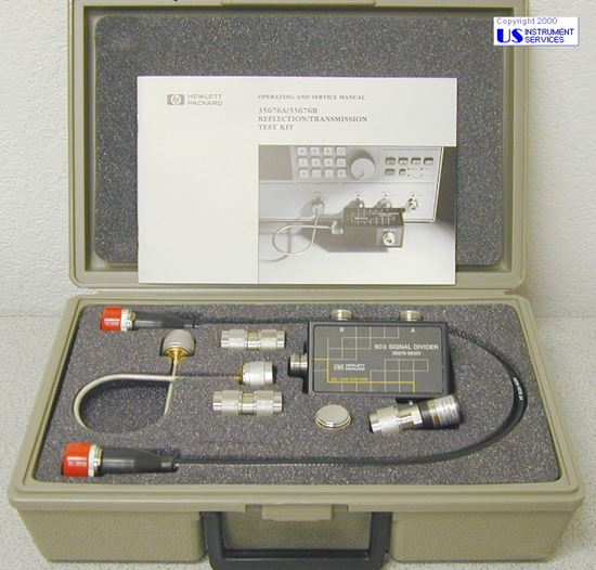 Picture of Agilent/HP 35676A ,Reflection Transmission Test Kit