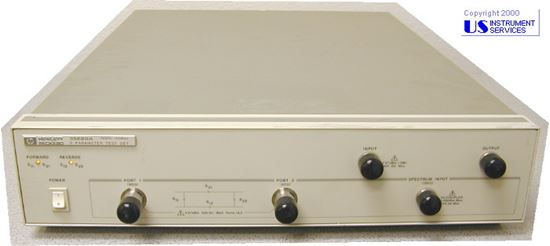 Picture of Agilent/HP 35689A S-Parameter Test Set