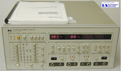 Picture of Agilent/HP 3776B PCM Terminal Test Set