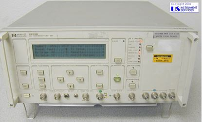 Picture of Agilent/HP 3789B DS3 Transmission Test Set