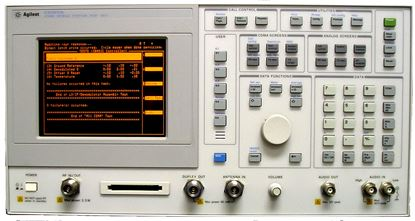 Picture of Agilent/HP E8285A CDMA Test Station Option 102