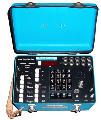 Picture of Berry Test Sets 314A Trunk Test Set
