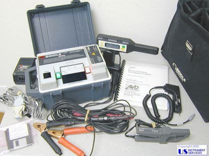 Picture of Biddle 246002 Battery Impedance Test Equipment