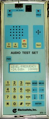 Picture of Electrodata ATS-2 Audio Test Set