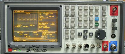 Picture of Aeroflex/IFR COM-120A 1 GHz Service Monitor