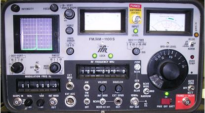 Picture of Aeroflex/IFR FM/AM-1100S Service Monitor