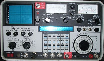 Picture of Aeroflex/IFR FM/AM-1200 1 GHz Service Monitor