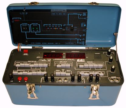 Picture of Metrotel 100P Transmission Test Set