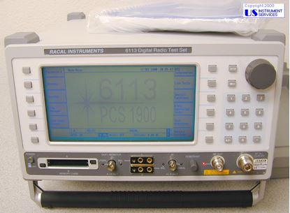 Picture of Racal 6113 PCS1900 Digital Radio Test Set