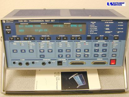 Picture of Tautron 5108 ,DS1 Transmission Test Set - NR
