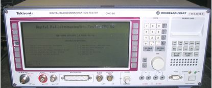 Picture of Rhode & Schwarz CMD80 Communications Test Set