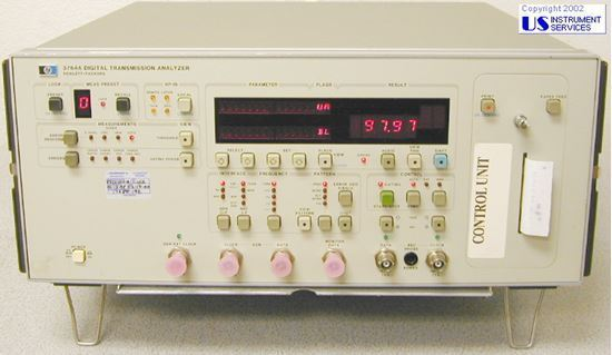 Picture of Agilent/HP 3764A Digital Transmission Tester