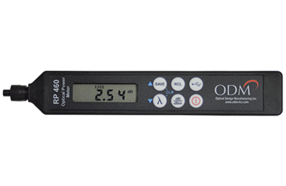 Picture of ODM RP 460 Optical Power Meter