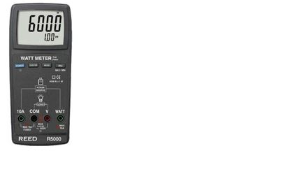 Picture of Reed Instruments R5000 True RMS AC Current and Voltage Meter