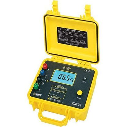 Picture of AEMC 4620 4-Point Digital Ground Resistance Tester 150 Foot