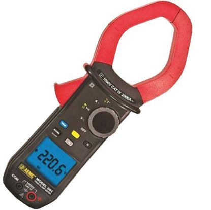 Picture of AEMC 601 2000 Amp Clamp-On Meter with Temperature
