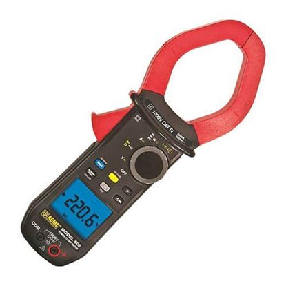 Picture of AEMC 605 1000V AC/DC, 2000A AC/3000A DC True RMS Power Clamp-On Meter